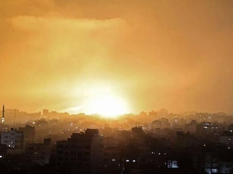 打完火箭弹警告后,伊朗致信联合国:呼吁对以色列屠杀行为制止