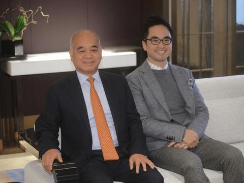 刘强东背后的香港豪门三代,在内地有13个商场,还投资了美团蔚来