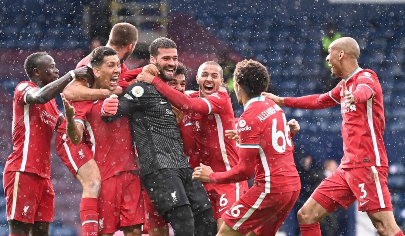 英超最新积分榜:热刺完胜升到第6,利物浦创造奇迹,埃弗顿爆冷