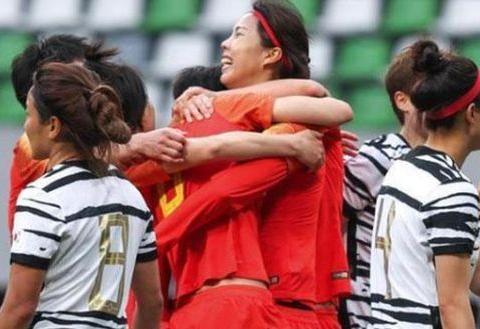 亚洲第3踢疯了,13分钟连入3球,奥运小组出线形势大好