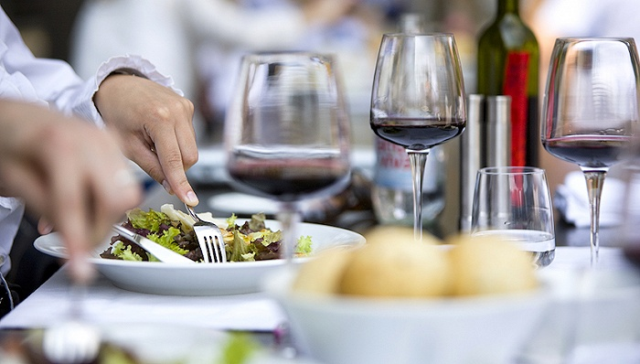 米其林的餐桌上都有哪些酒?