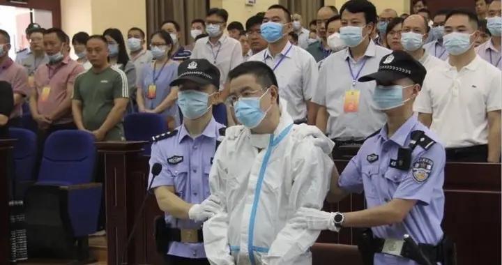 受贿超1100万元,河池市第一人民医院原院长谭仁林获刑11年