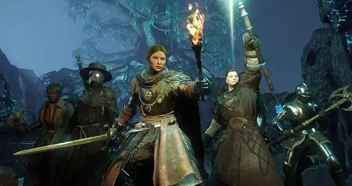 《新世界》游戏总监表示会推出丰富的游戏道具