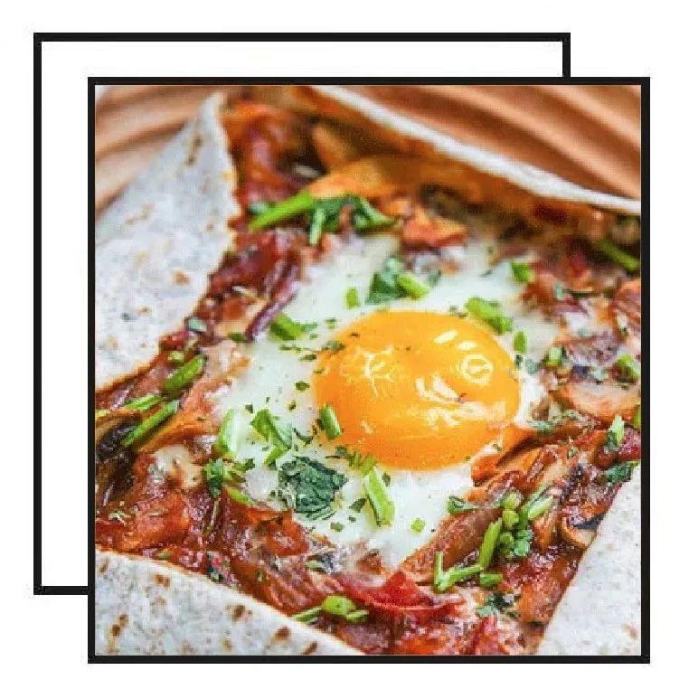 【明天吃】北非蛋可丽饼、抹茶毛巾卷、鲫鱼烧毛豆、泡椒鸡油饭、翡翠虾仁