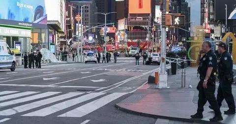 纽约市警方:约半数仇恨亚裔犯罪攻击者有心理疾病