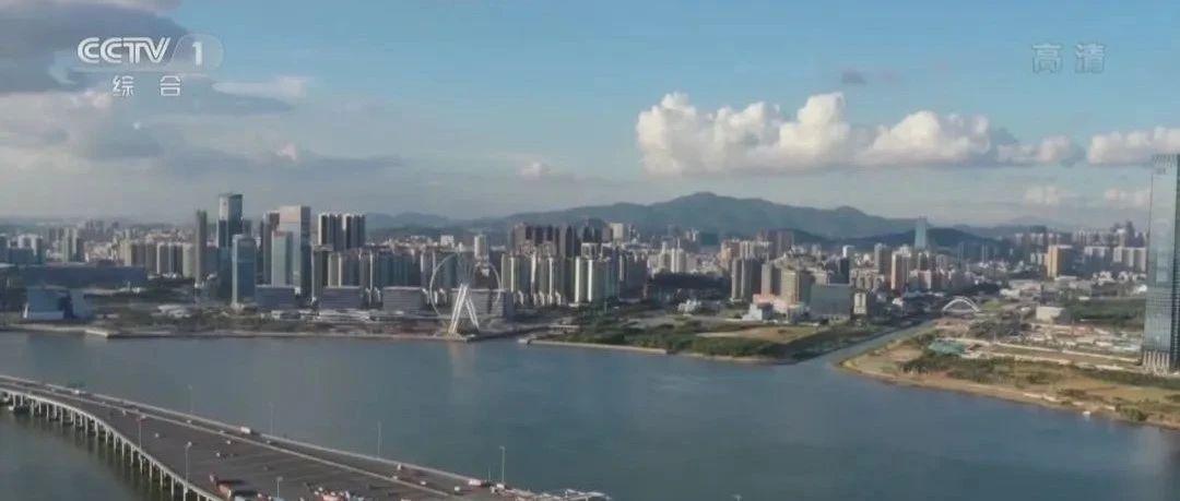 央视新闻联播聚焦深港合作,揭示大湾区大未来