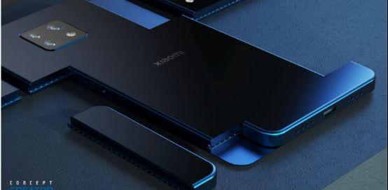 小米新手机专利曝光,可以更换电池