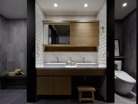 """卫生间装修布局攻略,小小的空间,也可以""""玩""""出很多花样"""