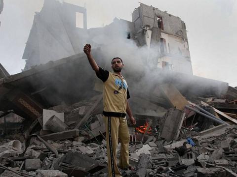 以色列变本加厉,白宫敢怒不敢言,中俄欧介入
