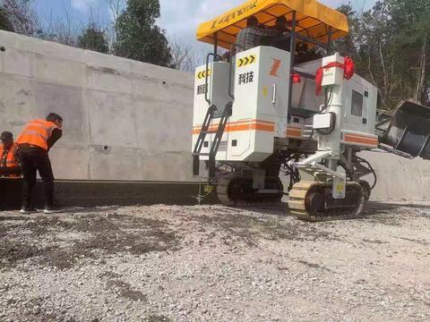混凝土路缘石滑模机租赁