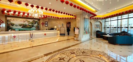 维也纳酒店甘肃定西高铁北站店开业了