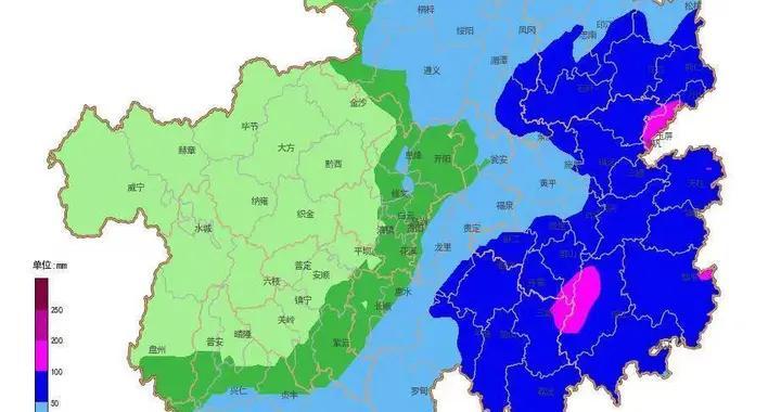 贵州今晚起强降雨再次来袭