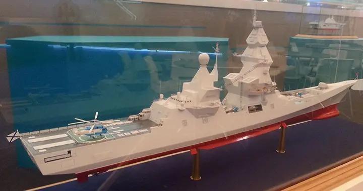 俄高官透露俄海军2万吨级核动力驱逐舰建造节点