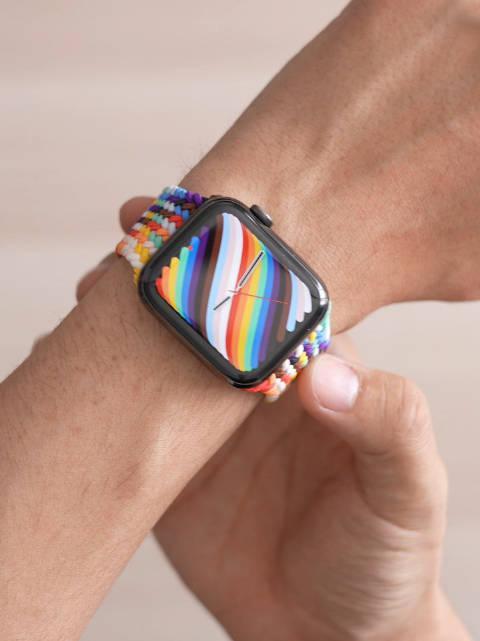 苹果一项专利申请显示Apple Watch佩戴者未来可以用手势完成各种功能
