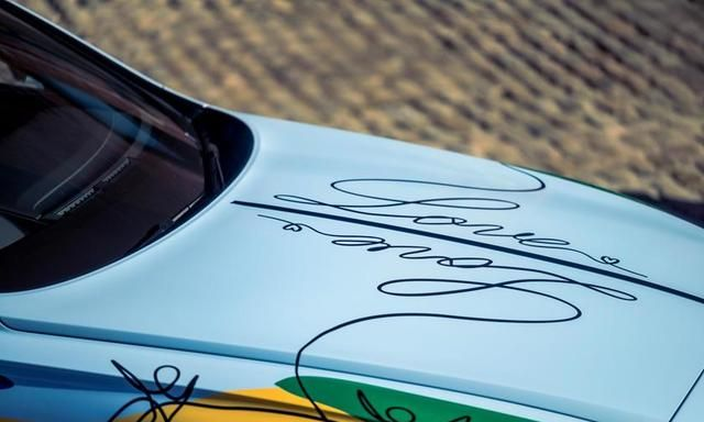 《宾利推出飞驰彩色特别版官图发布 体现多元化力量与包容性》