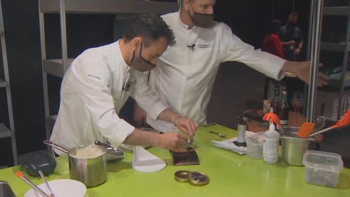 马德里举办国际美食展