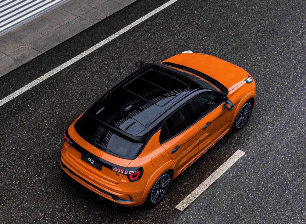 外观动力全面升级,领克02 Hatchback上市售17.68万元起