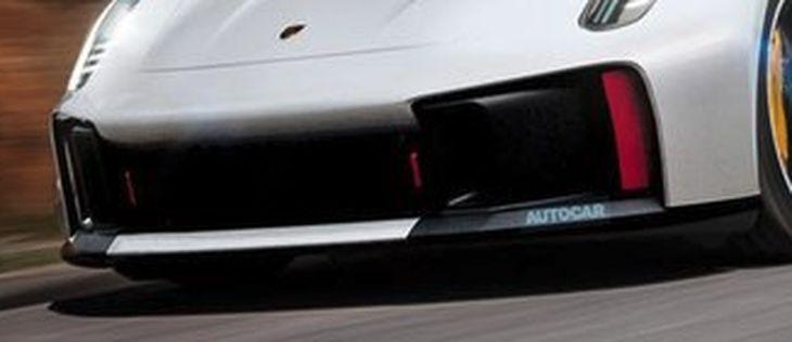 对标竞争宝马i4 保时捷或将推出全新纯电四门车型