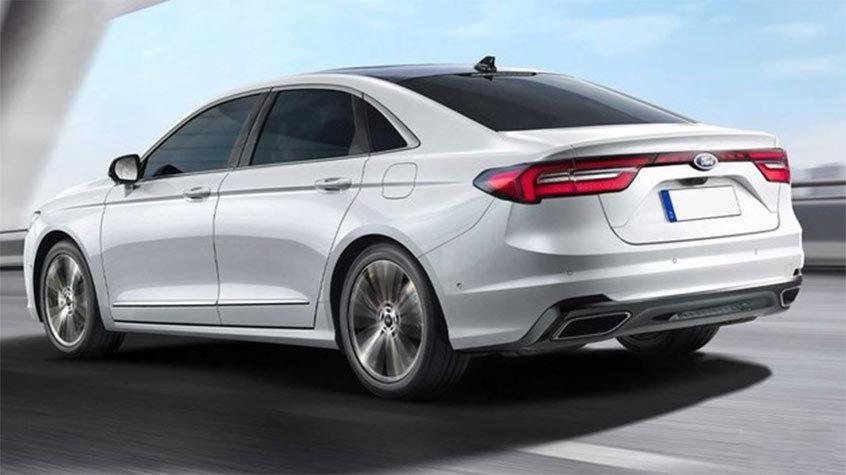 全新一代福特蒙迪欧,年轻动感的造型设计,有望明年正式上市