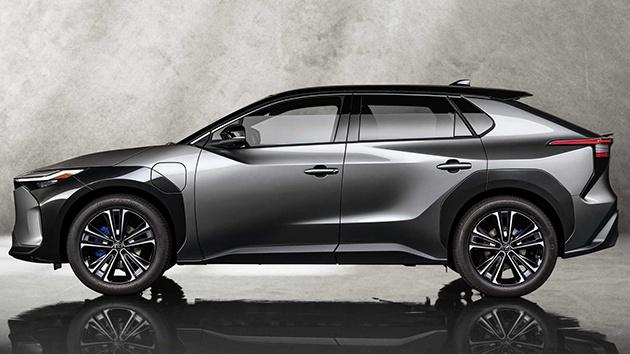 【原创】丰田bZ4X纯电SUV最新消息 年内量产/2022年上市