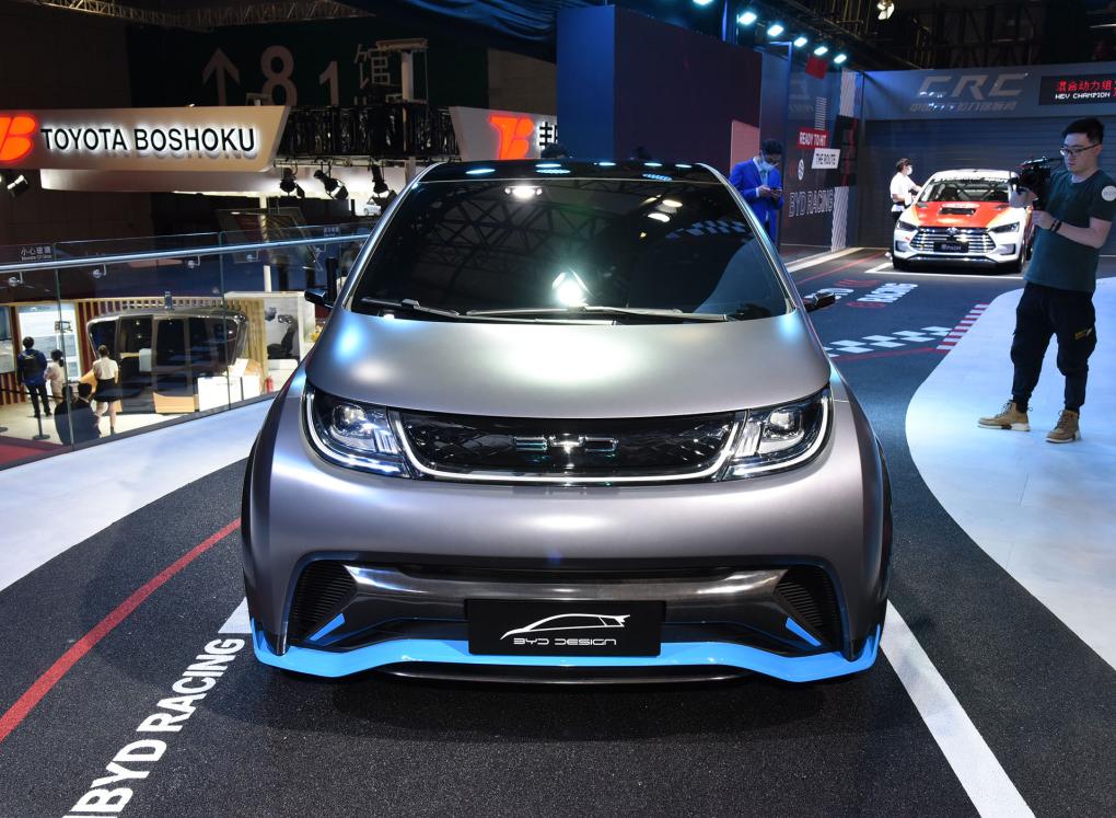 开最快的车,买最新鲜的菜,全新比亚迪EA1值得期待