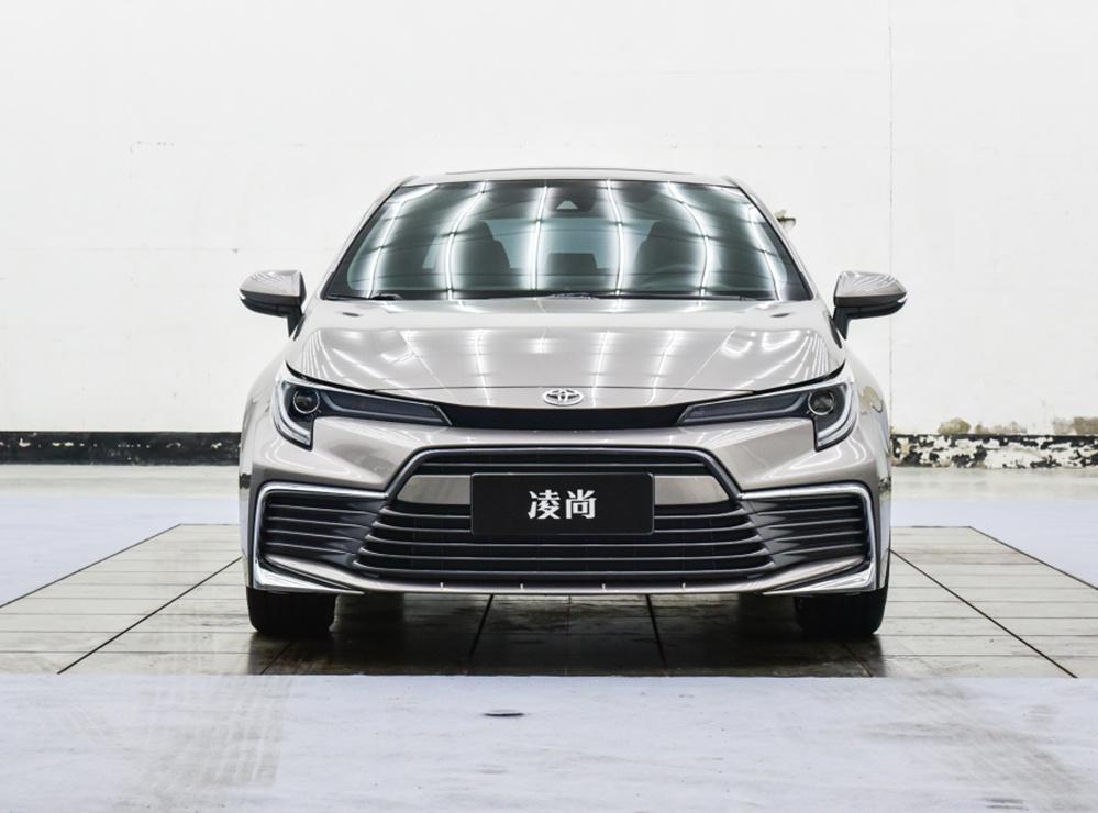 轴距2750mm,7个气囊,搭载2.0L动力,广汽丰田凌尚正式上市