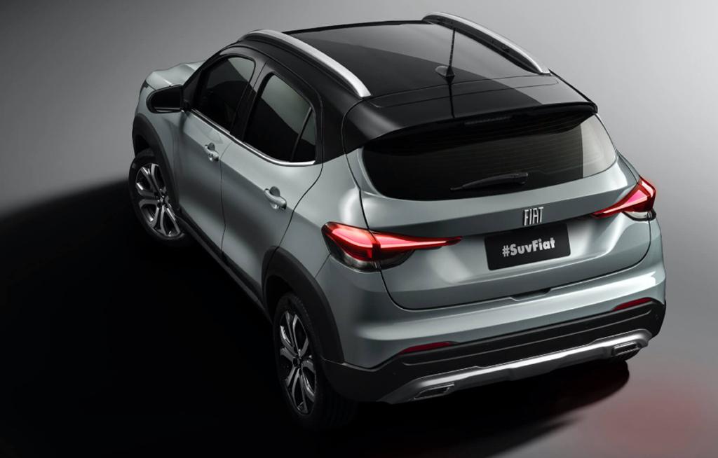 基于MLA平台打造 菲亚特全新小型SUV定名Pulse