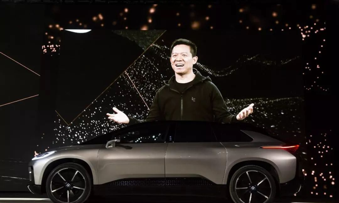 奇点PPT造车梦该破了,创始人会成贾跃亭第二吗?