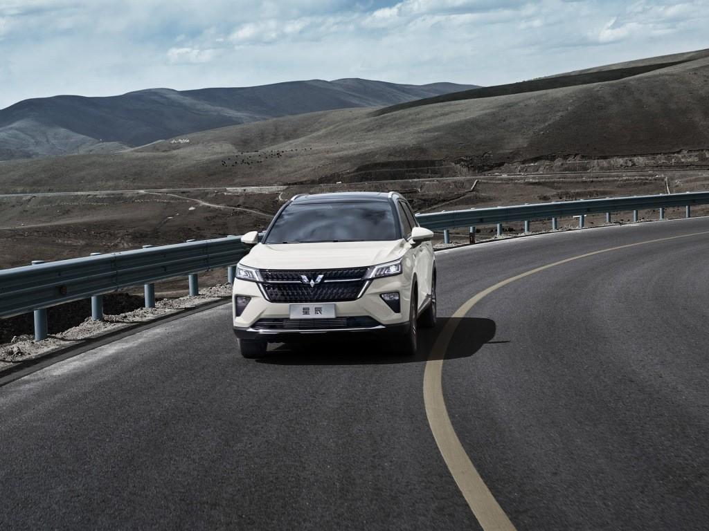 """五菱首款银标SUV正在路上,名为星辰,颜值能""""打"""",或卖10万起"""