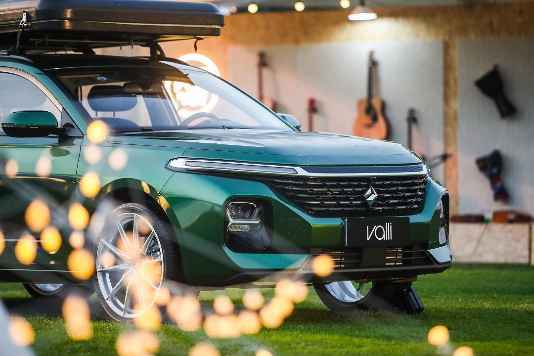 预售价8.28万元起 新宝骏Valli将于6月10日上市