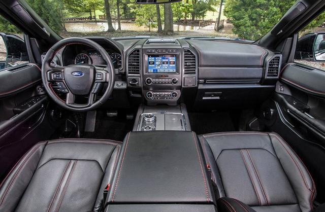"""福特SUV中的""""天花板"""",全新征服者实车,入门搭3.5T+10AT"""