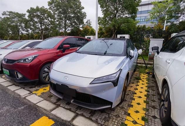广汽埃安AION S Plus将提供6种车身颜色