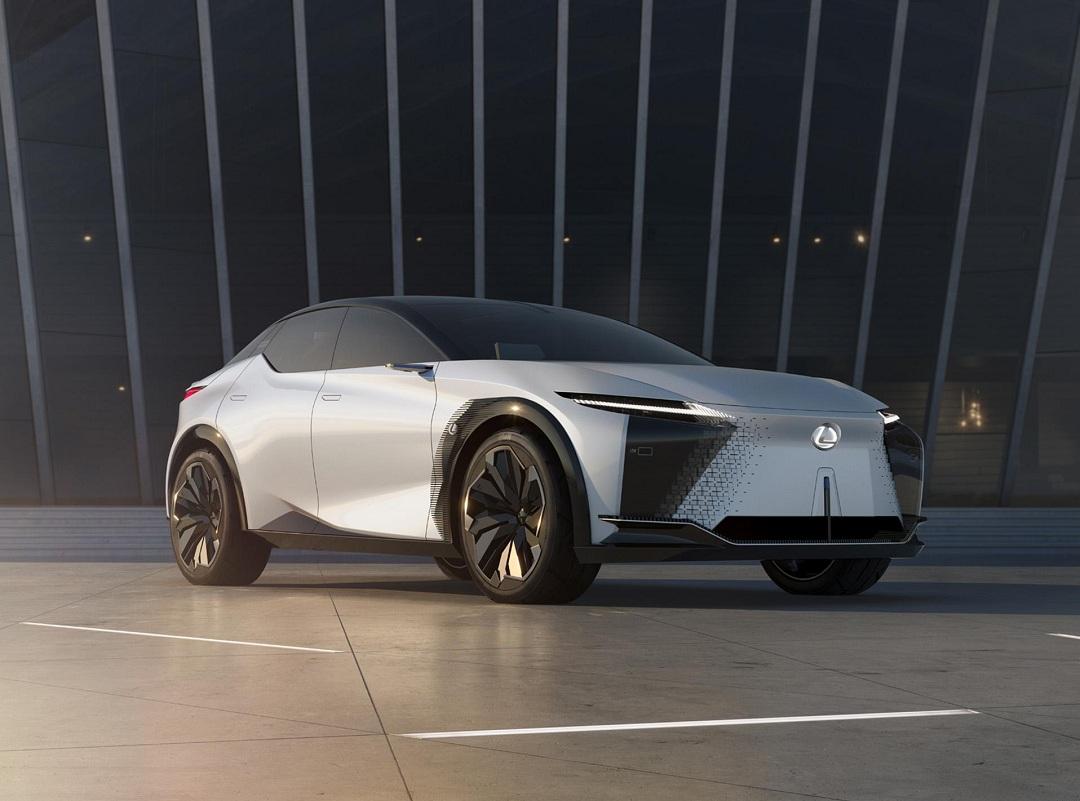 外观极具科幻 雷克萨斯LF-Z量产版于2022年8月前亮相