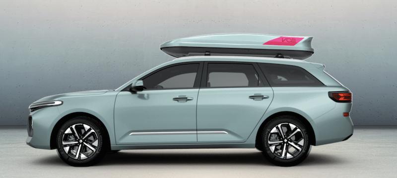 定位紧凑型旅行车 预售价8.28万起 新宝骏Valli将于6月10日上市