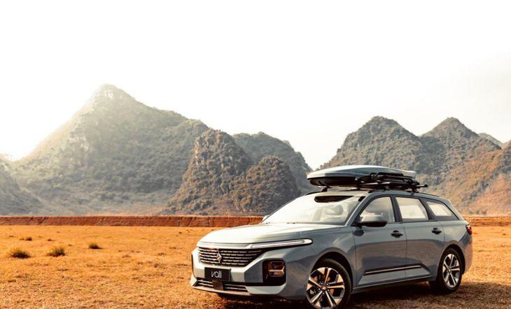 新宝骏Valli将于6月10日正式上市 4款车型/预售8.28万元起