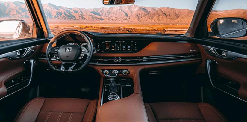 20万大七座SUV推荐丨福特领裕和长安新款CS95