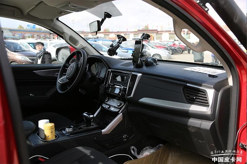 各具特色 重庆车展皮卡新车前瞻