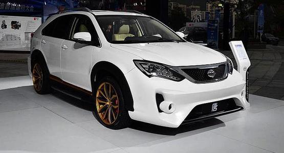 大胃口比亚迪推出高端车型,要为将推出的这款车的销售出谋划策吗