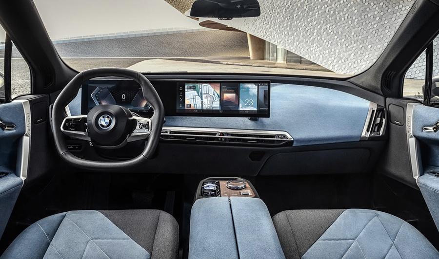 旗舰定位、黑科技傍身! 解析宝马全新纯电SUV——BMW iX