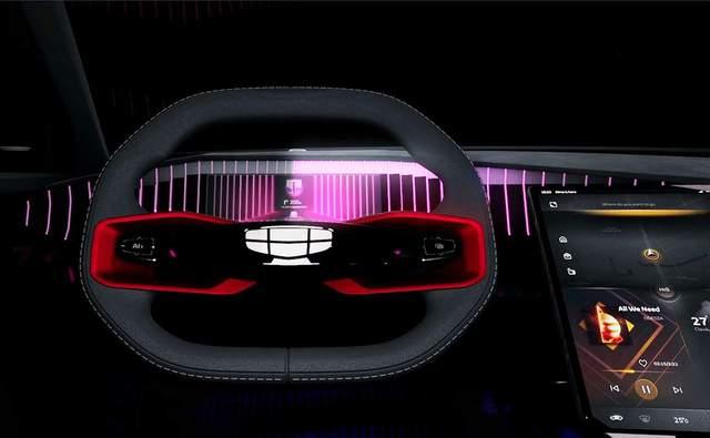 吉利新款概念车发布,全新设计风格,外观内饰炫酷,对开式蝴蝶门