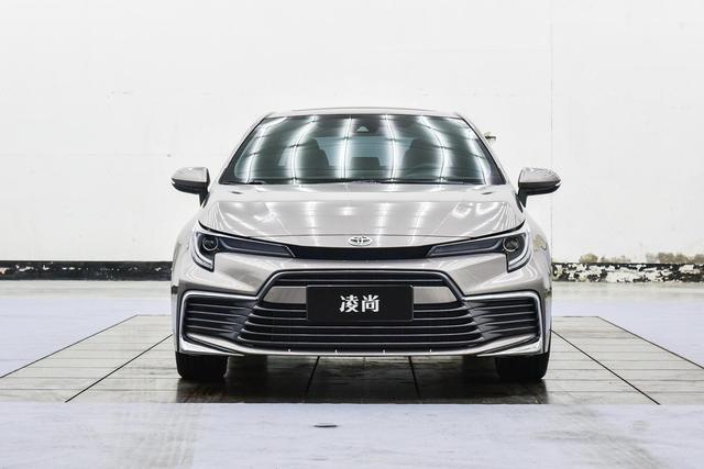 起售价14.88万的凌尚,让丰田向征服A+级市场又迈了一步