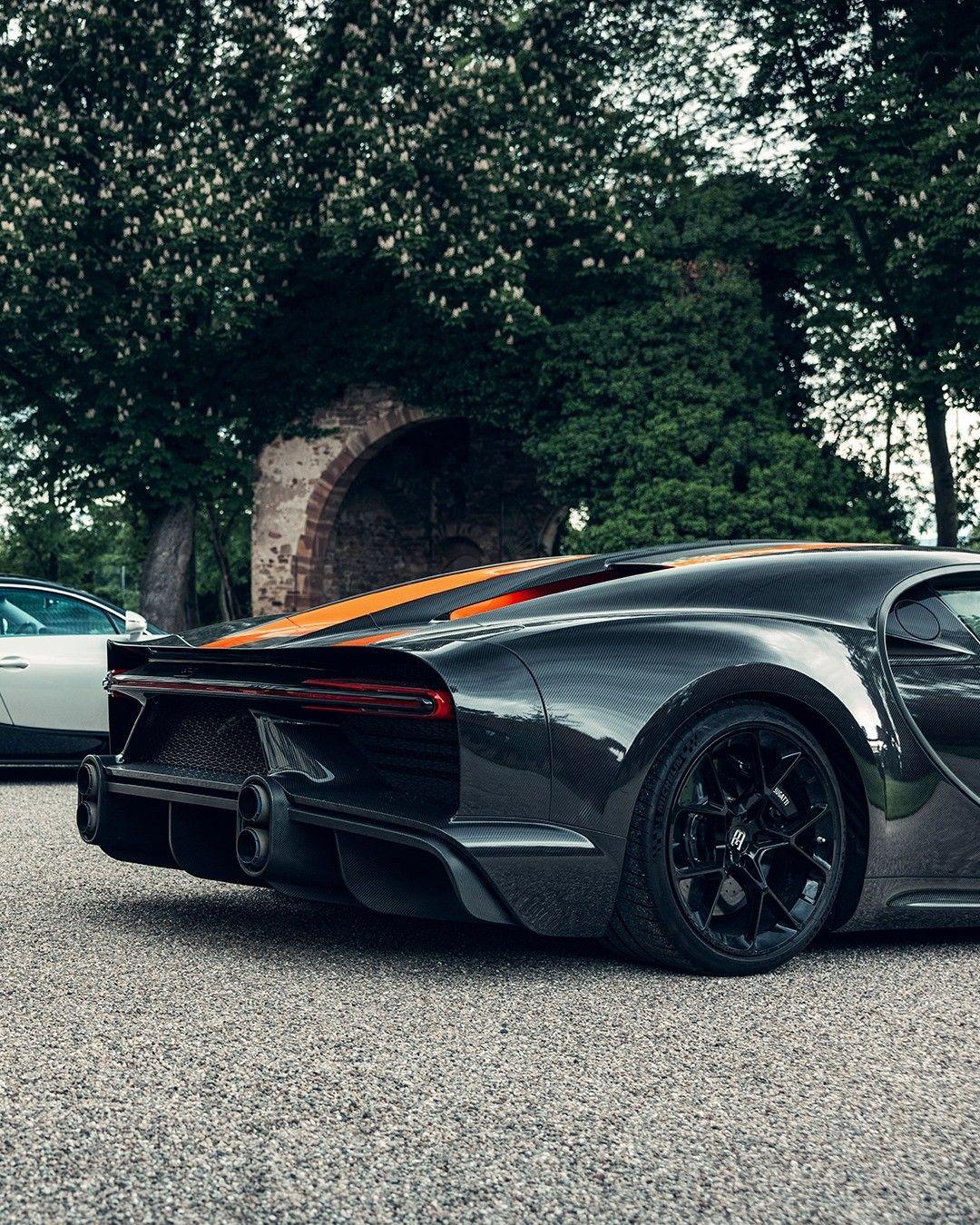 布加迪或将推出全新超级跑车