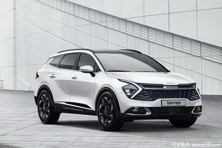 起亚全新一代狮跑发布,造型独特,有望成国内全新KX5
