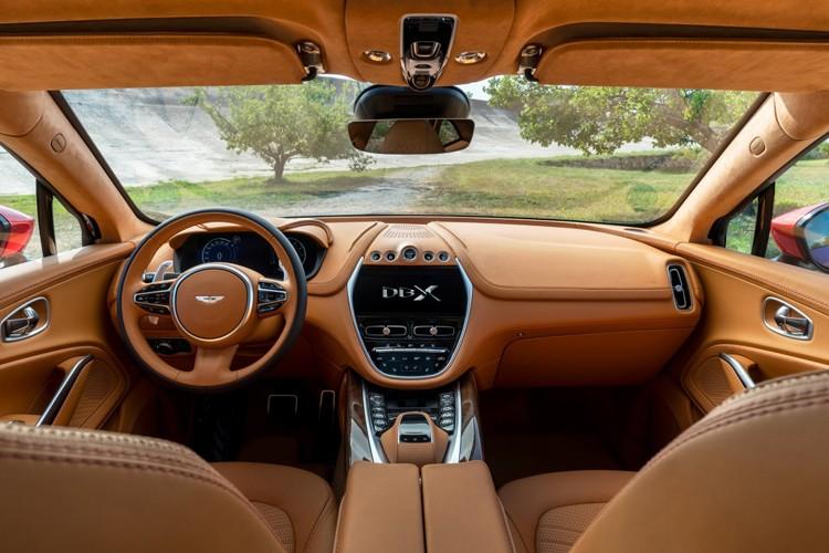 """最豪横的""""福特"""" 新款阿斯顿·马丁DBX售229.8万元"""