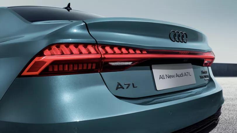 9月开始预售,上汽奥迪A7L该卖多少钱?