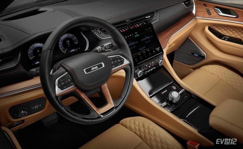 预计2022年上市 Jeep大切诺基将推插电混动版车型