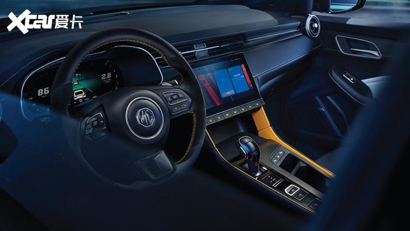 第三代MG6 PRO官图发布 定于6月9日首发