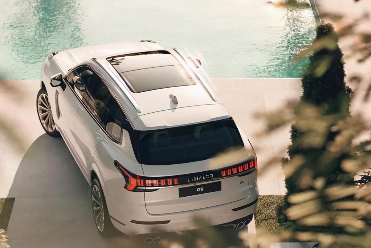 领克09终于来了!这才是能和汉兰达、冠道、途昂抢饭碗的自主SUV