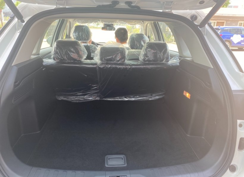 7.34s破百的国产A+级SUV,长4米71,独悬+爱信6AT,13.5万起