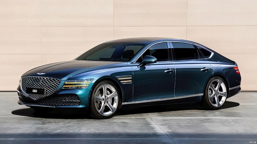 捷尼赛思G80即将上市,对标BBA豪华车型,36.38万元还带电吸门